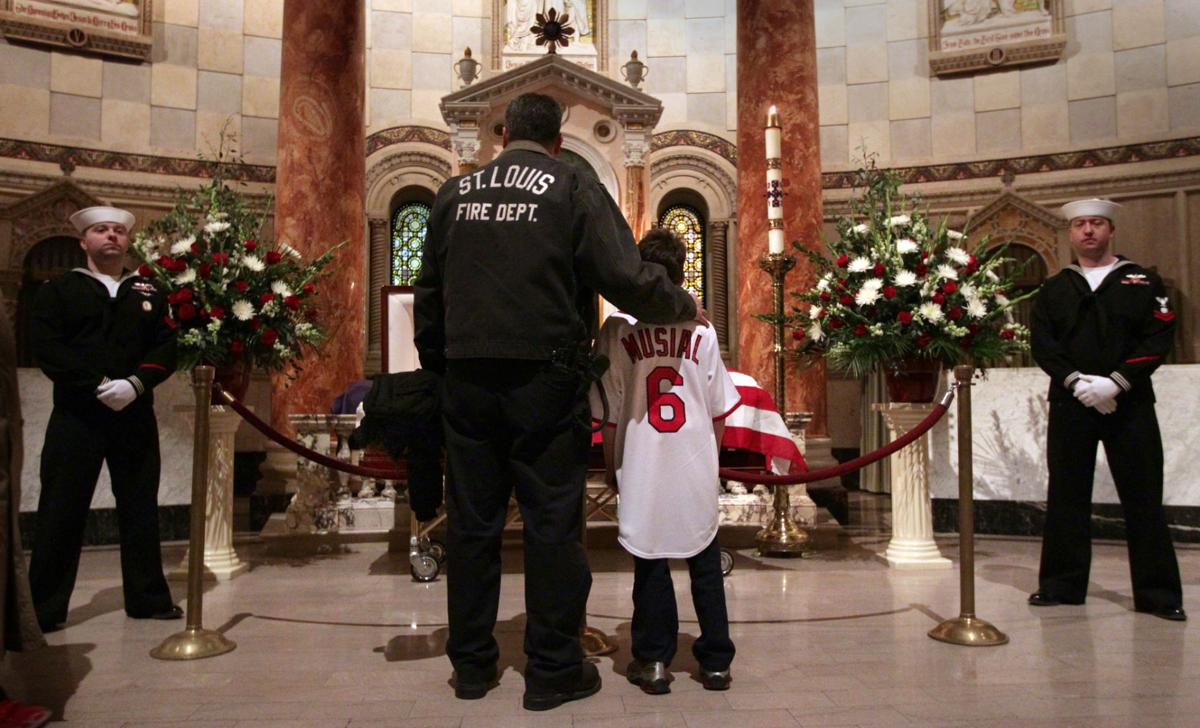 Visitation for Stan Musial