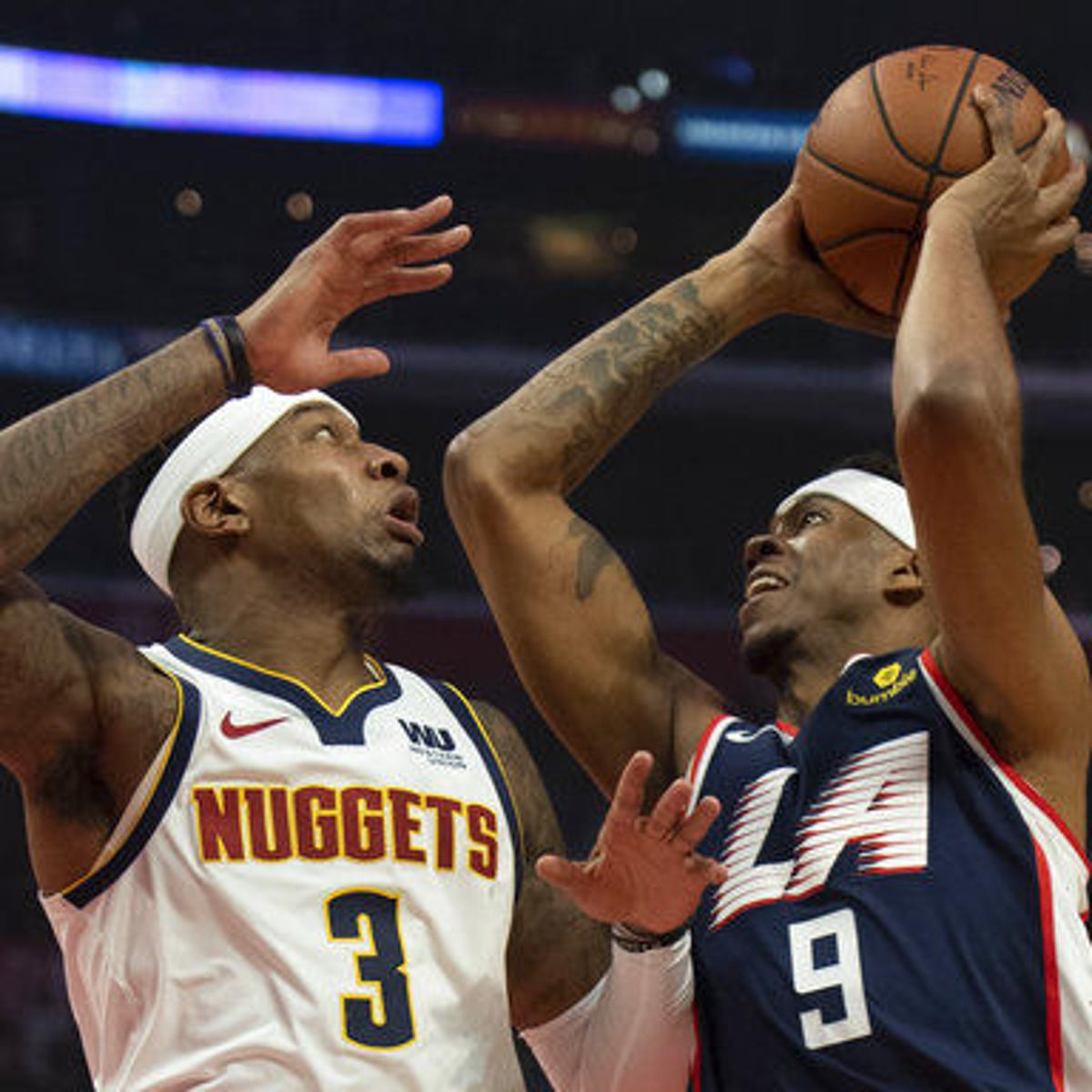 NBA: Nuggets take pounding in LA | Sports | stltoday com