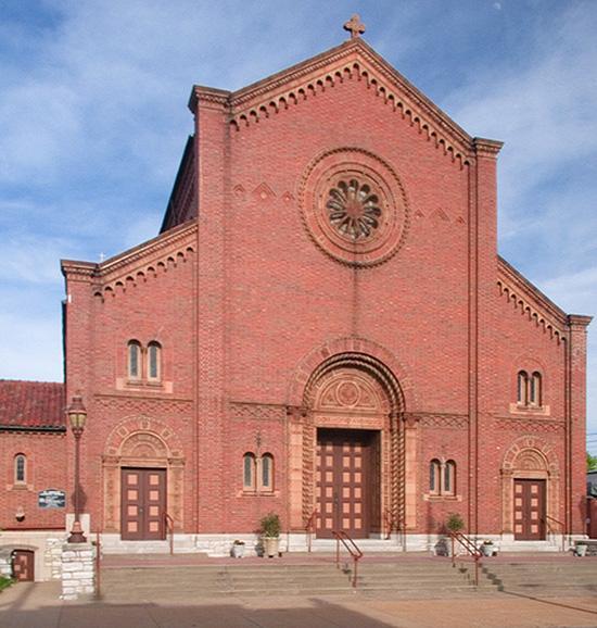 Heavenly history: Book captures art of Catholic churches