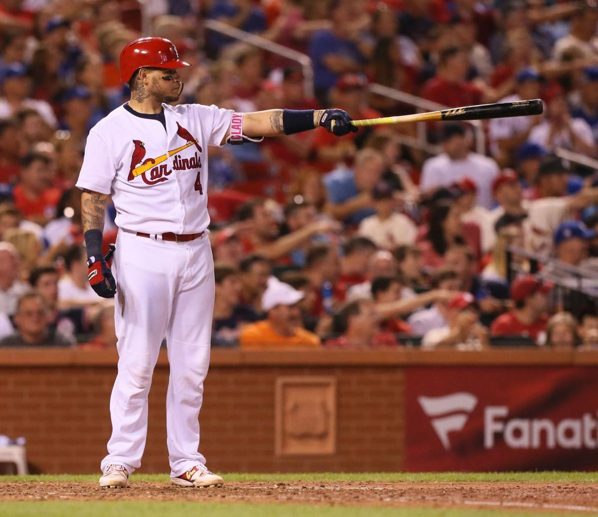 Yadi is the cat\'s meow — his slam wins game, sends kitty into ...