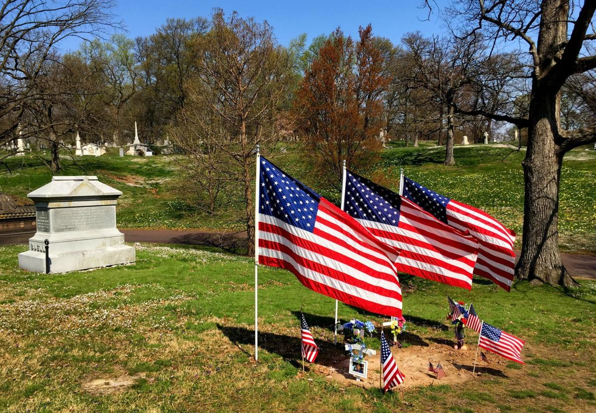 Limbaugh buried at Bellefontaine Cemetery