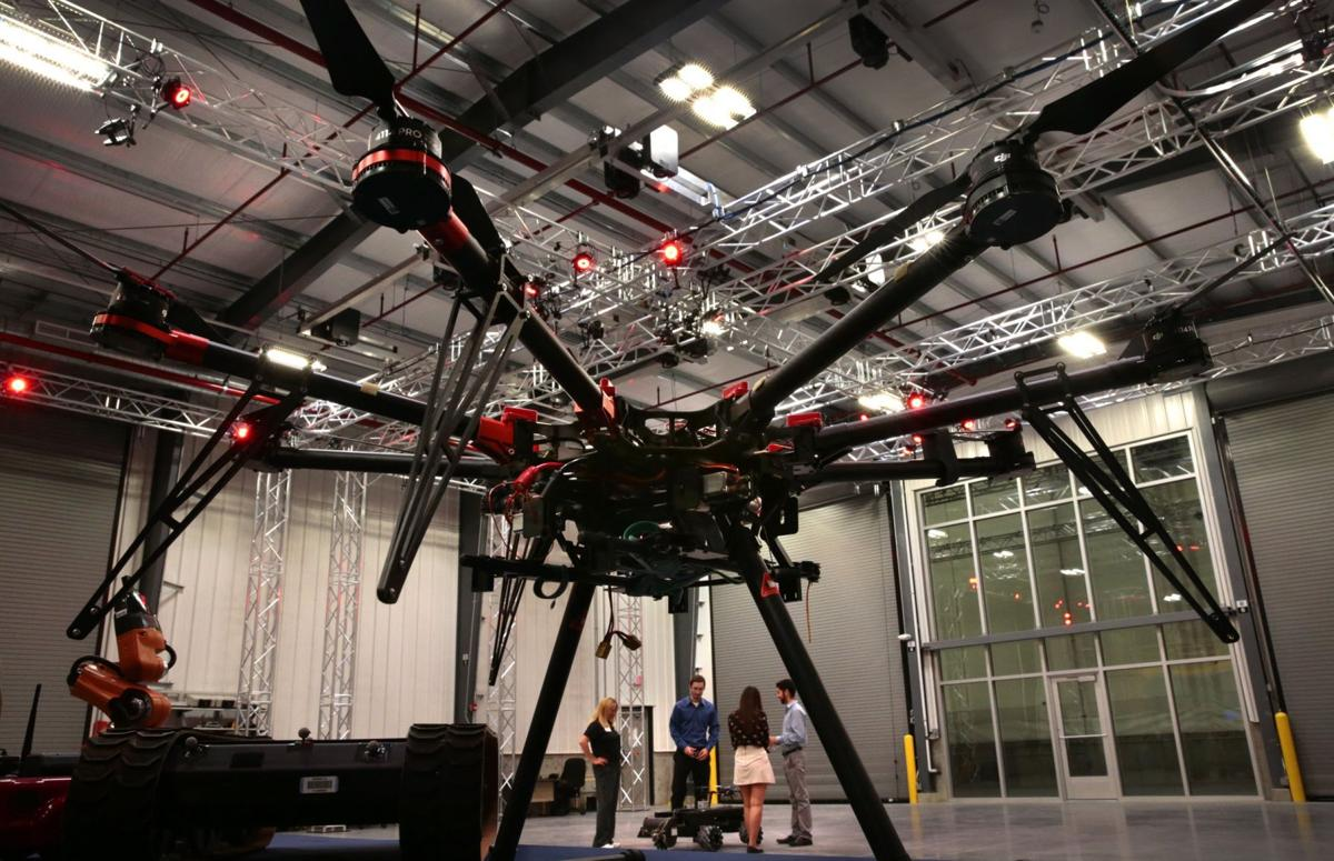 Boeing opens St. Charles facility to test unmanned vehicles