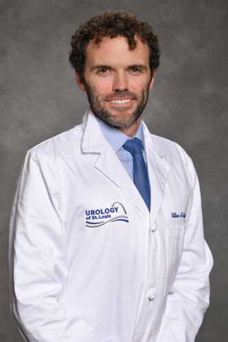 Photo of William Critchlow, MD, one of the providers at USL's new O'Fallon location.
