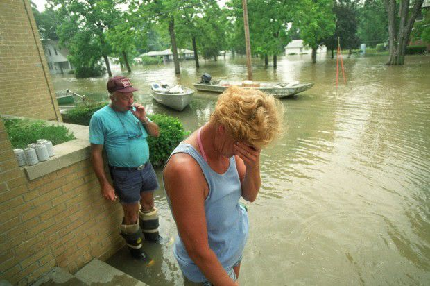 What did we learn from the Great Flood of '93? Not much, say
