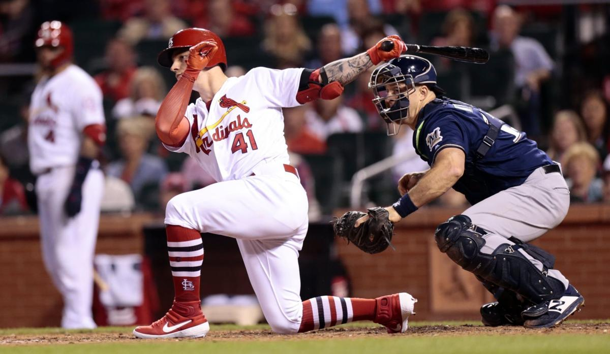 Cardinals face Brewers in final game of last homestand a3e1ef251