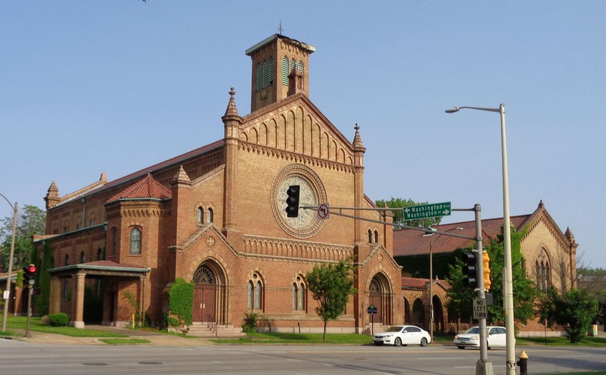 Second Baptist Church, St. Louis