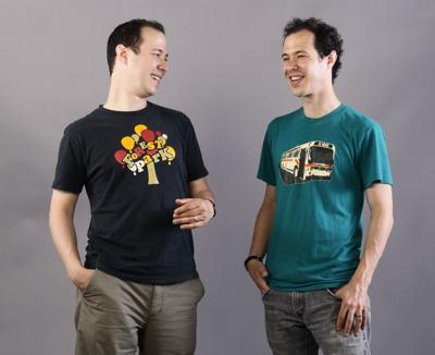 Made in St. Louis: brothers Randy and Jeff Vines