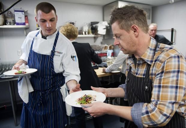 Top Chef All-Stars winner Richard Blais cooks in St. Louis