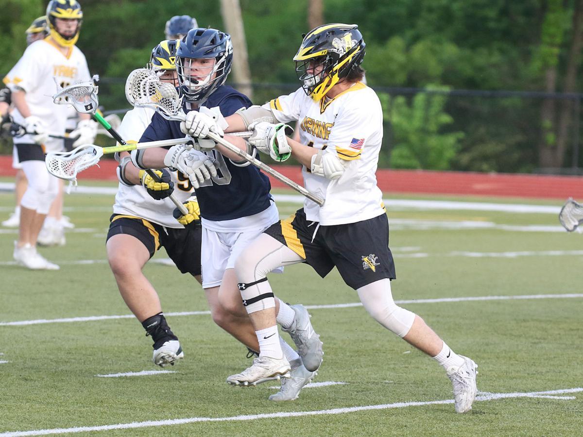 SLUH vs. Vianney lacrosse
