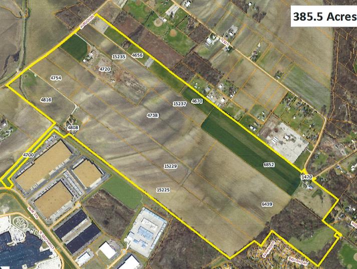 Proposed Hazelwood Industrial Park