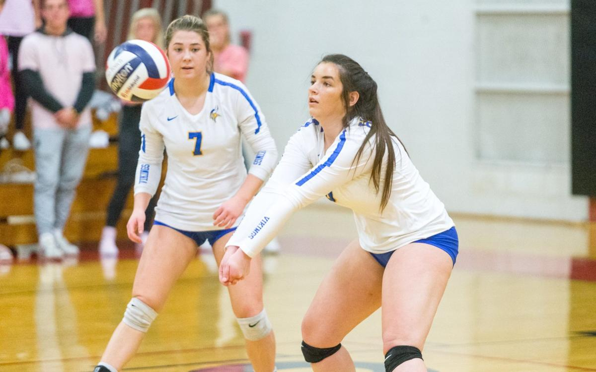 Francis Howell Honors Injured Teammate With Thrilling District Final Win Over Timberland Girls Volleyball Stltoday Com