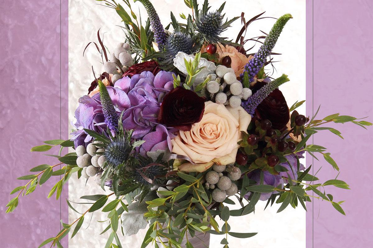 Bouquets Of Bloomin Beauties St Louis Best Bridal Features