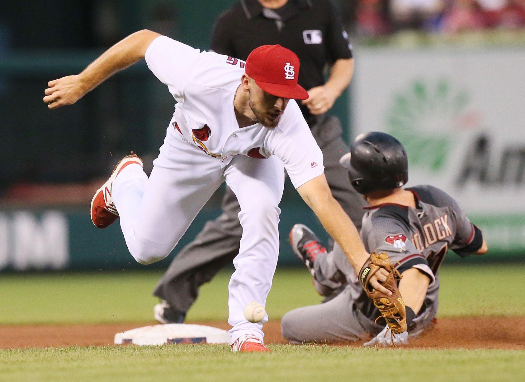 Arizona Diamondbacks slam door on St. Louis Cardinals