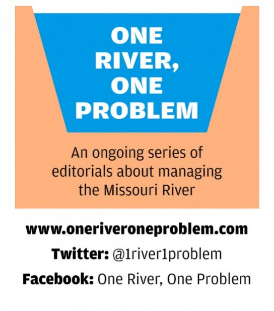 One River, One Problem logo