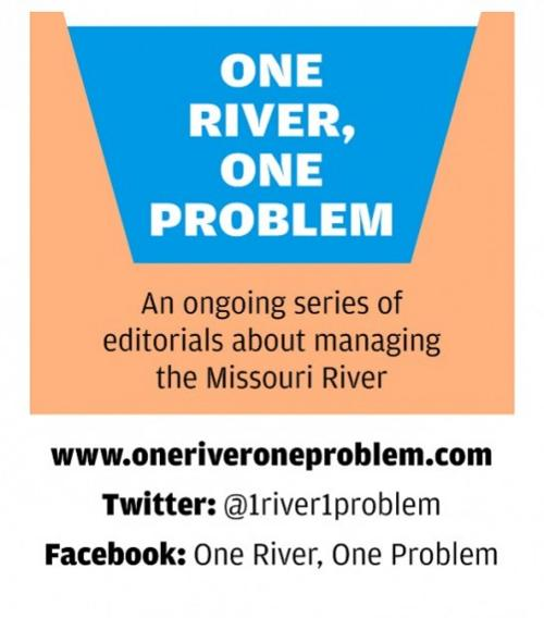 One River, One Problem logo