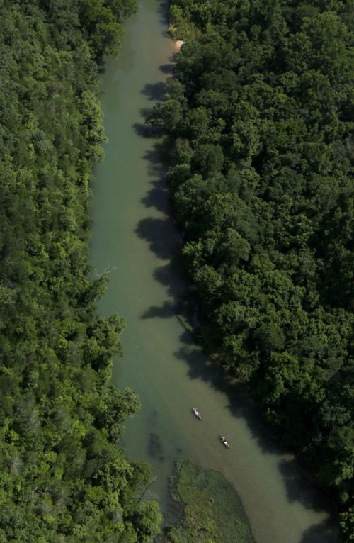 A new high-end Missouri state park is being built on the site of Camp Zoe