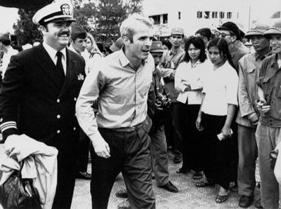 1973: POW John McCain