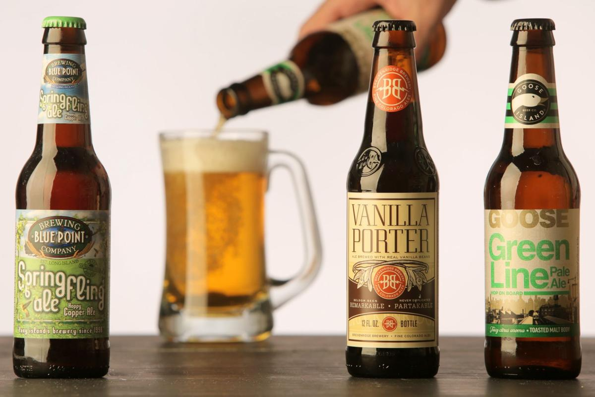 AB's craft beers