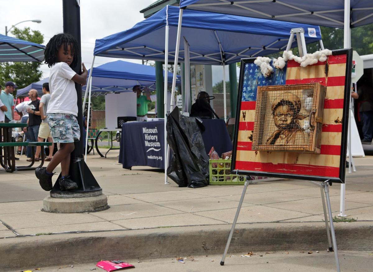 The 3rd Annual Saint Louis African American Artifacts Festival and Bazaar