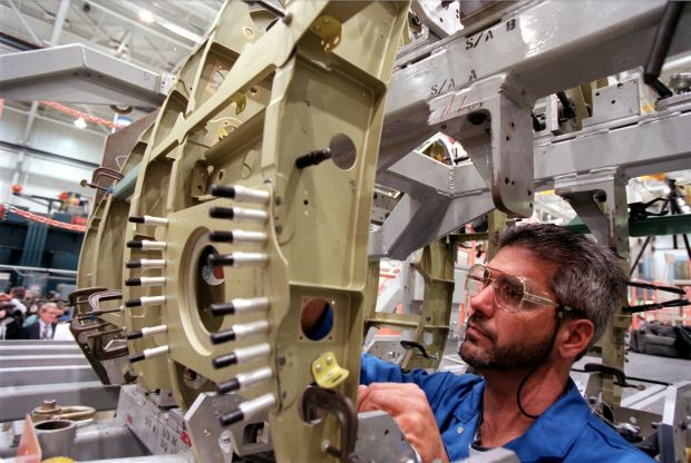 Boeing Machinists contract aims to keep lines alive | Business ...