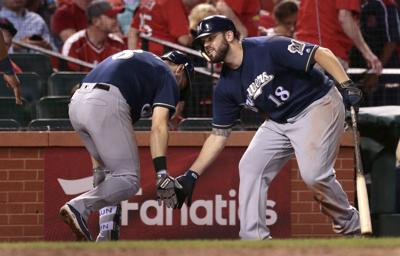 Cardinals face Brewers in second game of final homestand