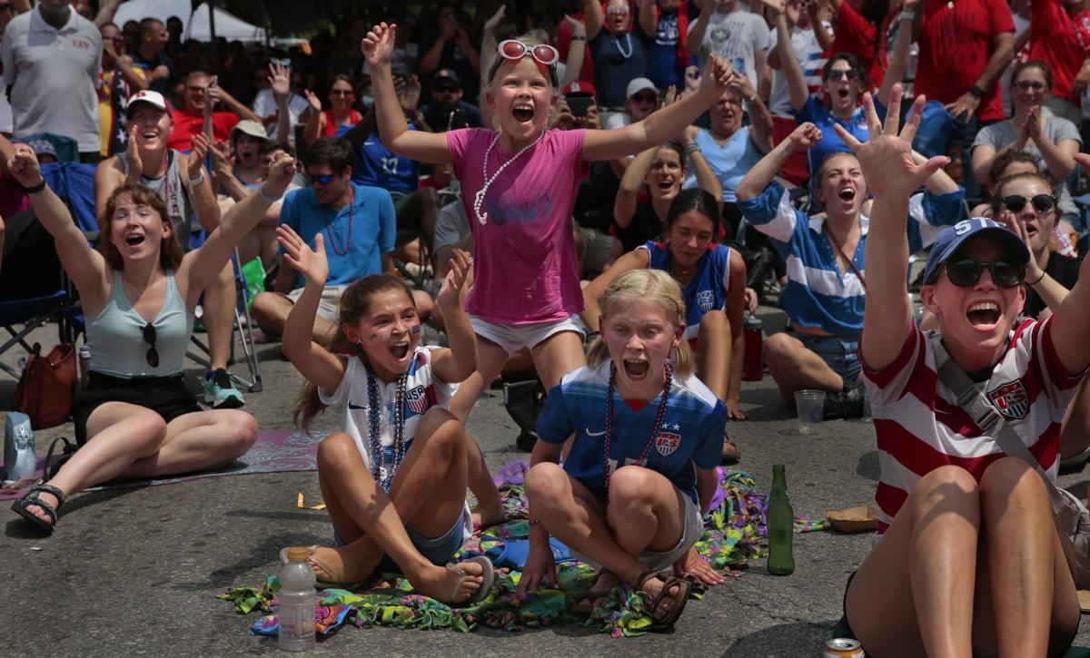 Photos: Amsterdam Tavern hosts Women's World Cup final victory party