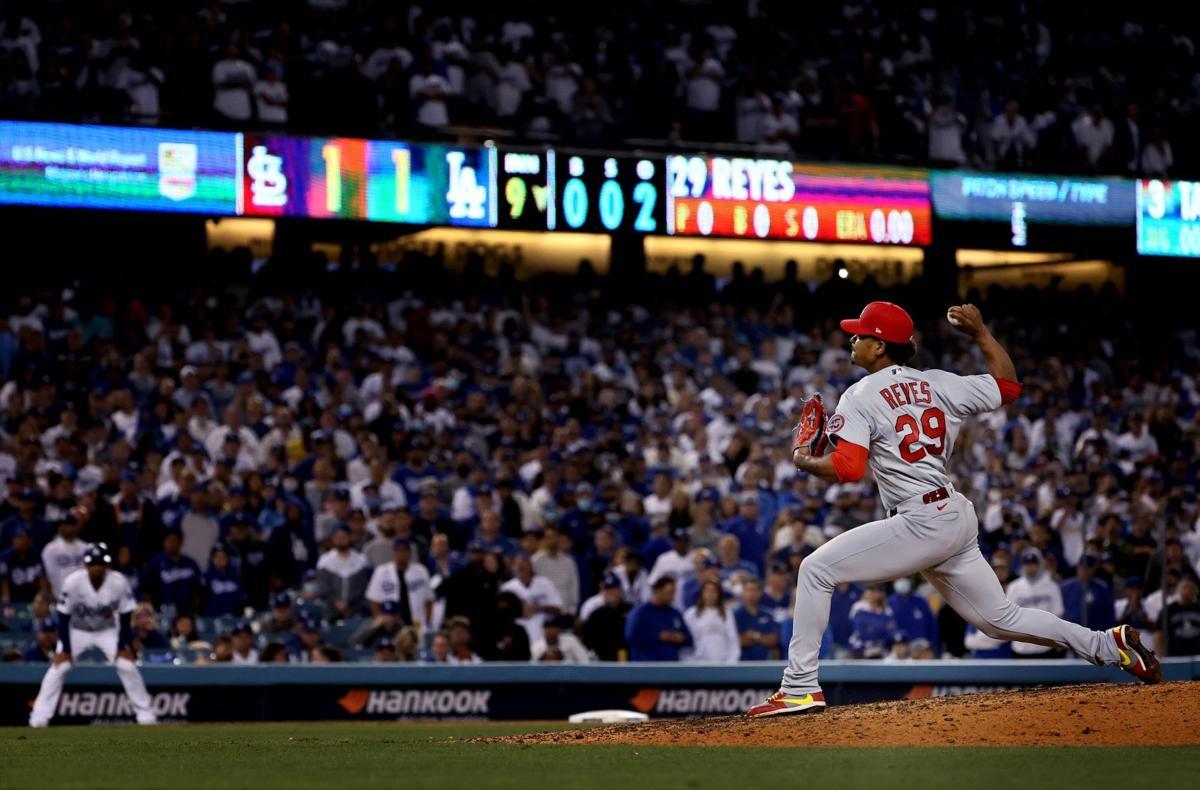 St. Louis Cardinals vs Los Angeles Dodgers National League wild-card game