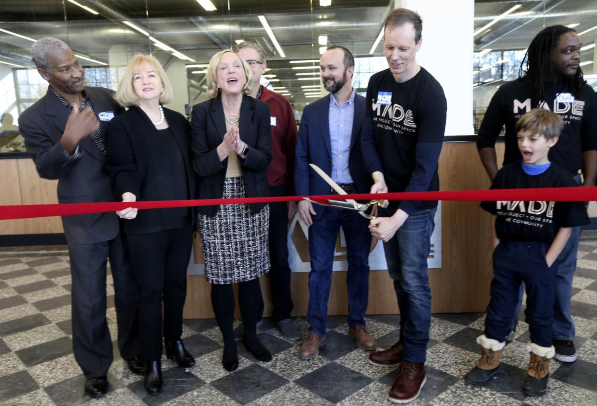 MADE Makerspace Hosts Grand Opening & Ribbon Cutting Ceremony