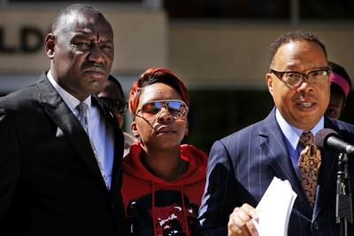 Michael Brown's family files wrongful-death lawsuit
