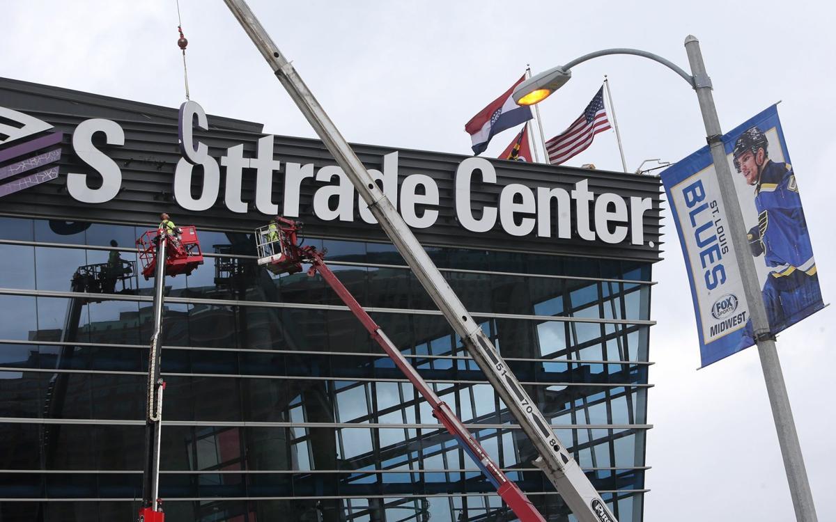 Scottrade Center becomes the Enterprise Center