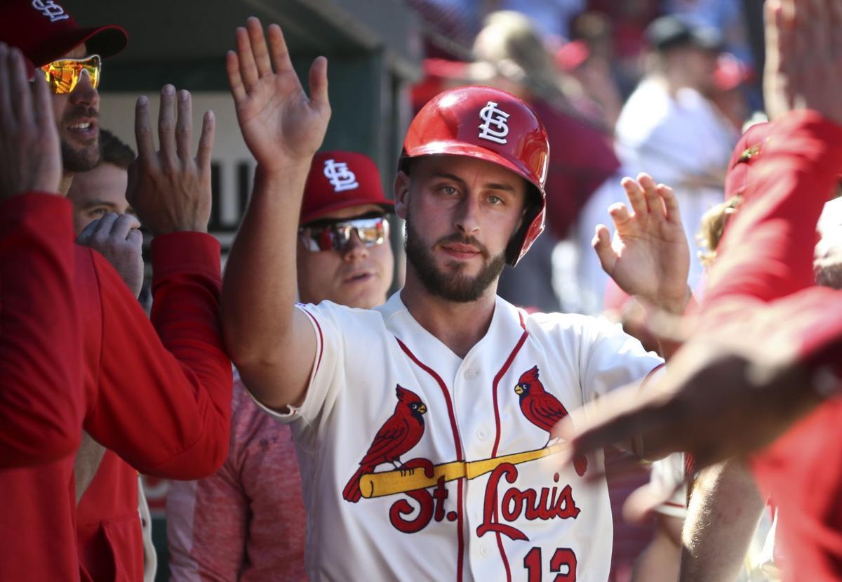 DeJong is Cardinals' most consistent hitter so far