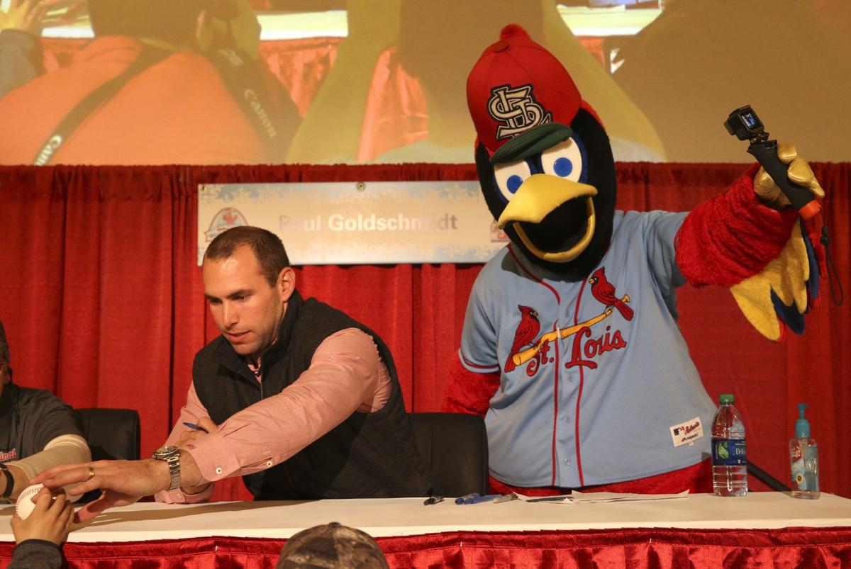 Cardinals Nation shows up in force for Winter Warm-Up