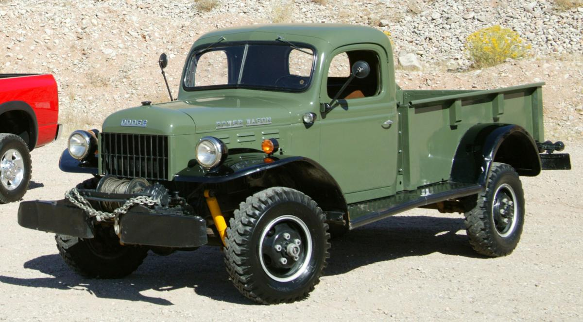 2017 ram power wagon updated off roader is heir to wwii legacy automotive. Black Bedroom Furniture Sets. Home Design Ideas