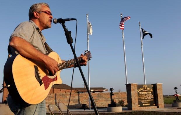 Pontoon Beach prepares to dedicate Dalton Veterans Park
