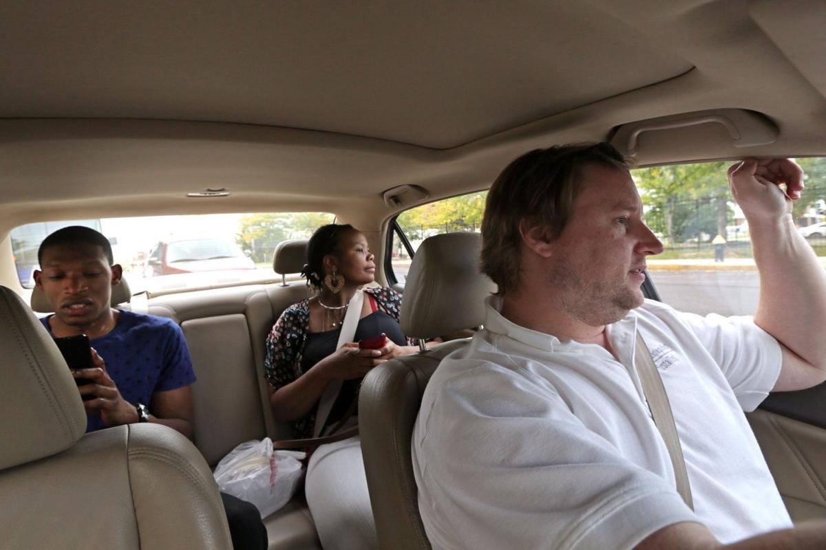 UberX in St. Louis