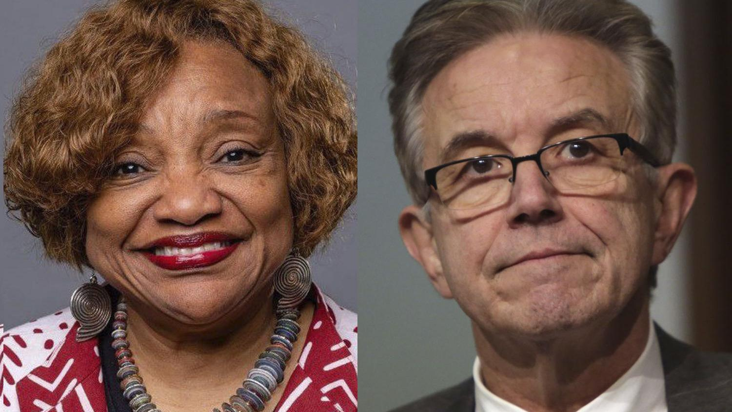Standoff: Two St. Louis County council members each want the other sidelined during ethics hearings