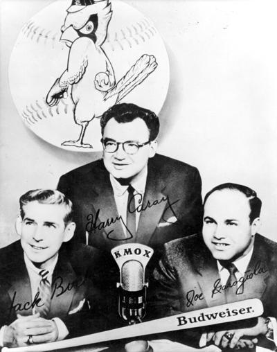 1956: Harry Caray