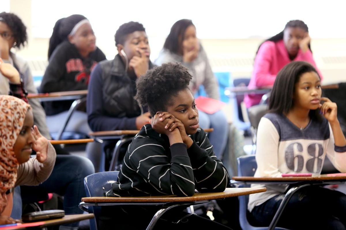 Kirkwood high school recruits kids for AP classes