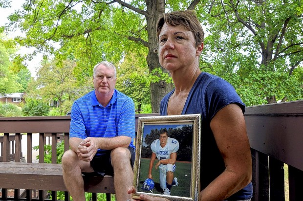 Rising tide of heroin use brings tragedy
