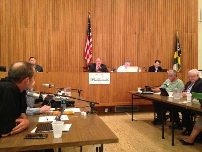 Belleville City Council dissolves township