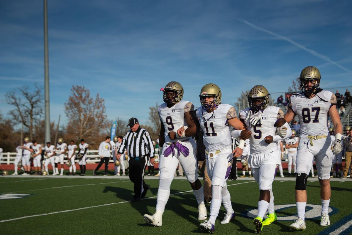 Cbc Powers Past Joplin To Earn Fourth Title Game Berth In Five Seasons High School Football