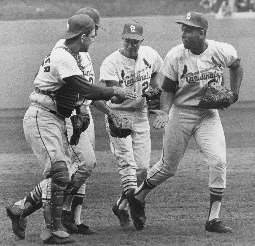 Looking Back At The 1967 World Series Champion St Louis Cardinals