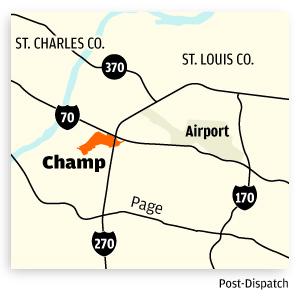 Champ map