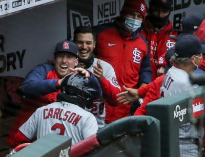 Cardinals face Reds in Cincinnati on opening day