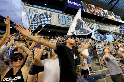 St. Louis City SC brings local fans to Sporting Kansas City game