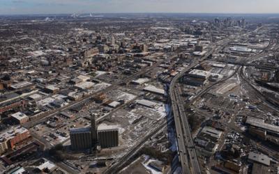 St. Louis central corridor