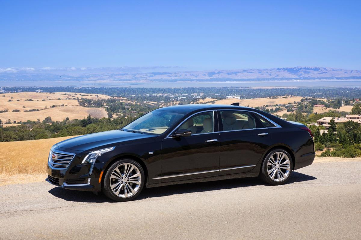 2018 Cadillac CT6 The Future Is Now In Self-driving Caddy