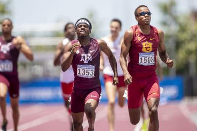 COLLEGE STATION, TX - 20210529 - NCAA Outdoor Track and Field West Prelims