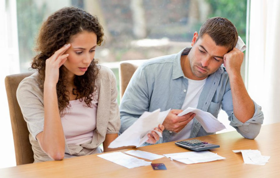 Seven steps to overcome temporary financial hardships