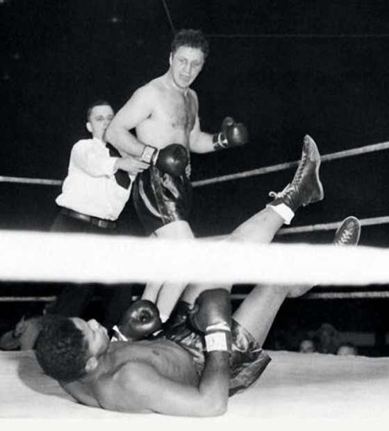 1946 Golden Gloves champion boxer Mike Buha died Wednesday, May 23, 2012